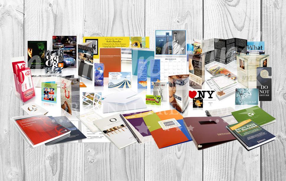 Indie In Mind - offset printing