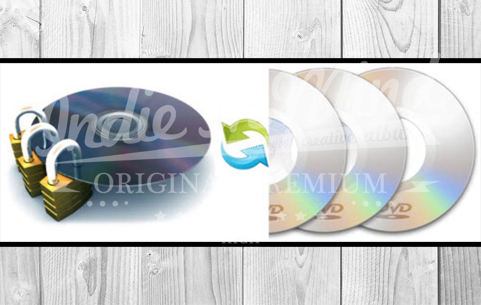 Indie In Mind - proteksi cd,vcd,dvd