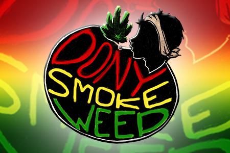 DONY SMOKE WEED