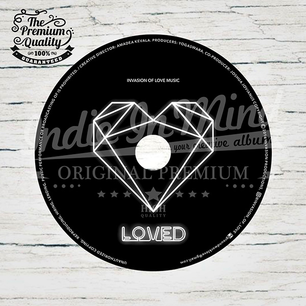 invasion of love music - loved