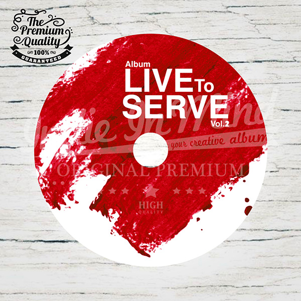 bank bca - album live to serve vol.2