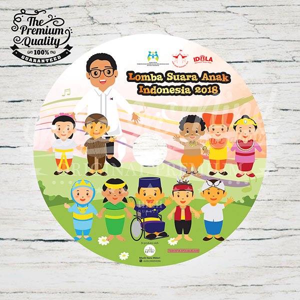 lomba suara anak indonesia 2018