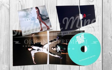 amplop cd dan booklet