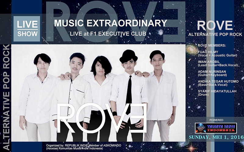 ROVE POSTER