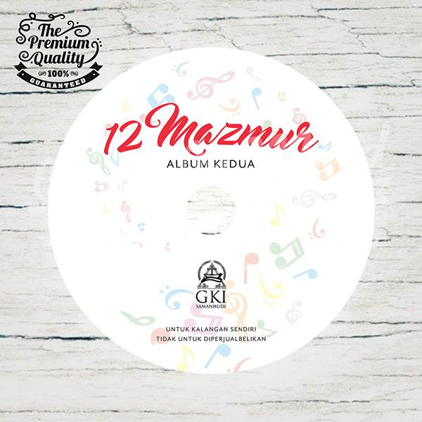 12 mazmur - album kedua