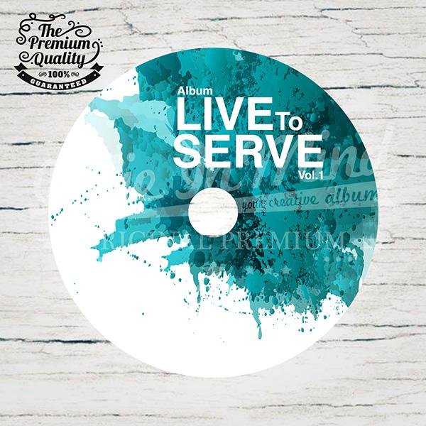 bank bca - album live to serve vol.1