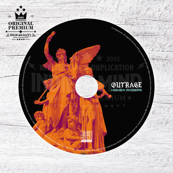 outrage – higher powers